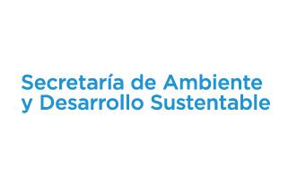 secretaria de medio ambiente y desarrollo sustentable de la nacion argentina